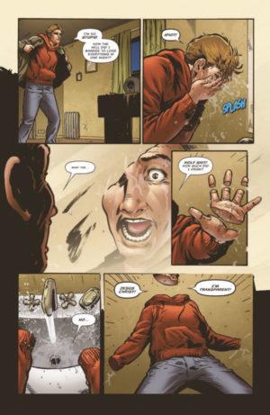 Grimm Tales of Terror #1 Interior Page