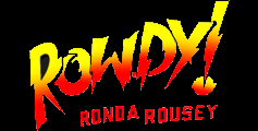 RONDA ROUSEY.COM COMING SOON