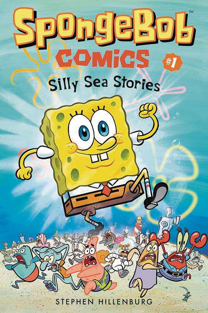 SPONGEBOB-COMICS-TP-VOL-01-SILLY-SEA-STO