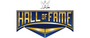 Spectator Jumping Bret Hart at Hall of Fame
