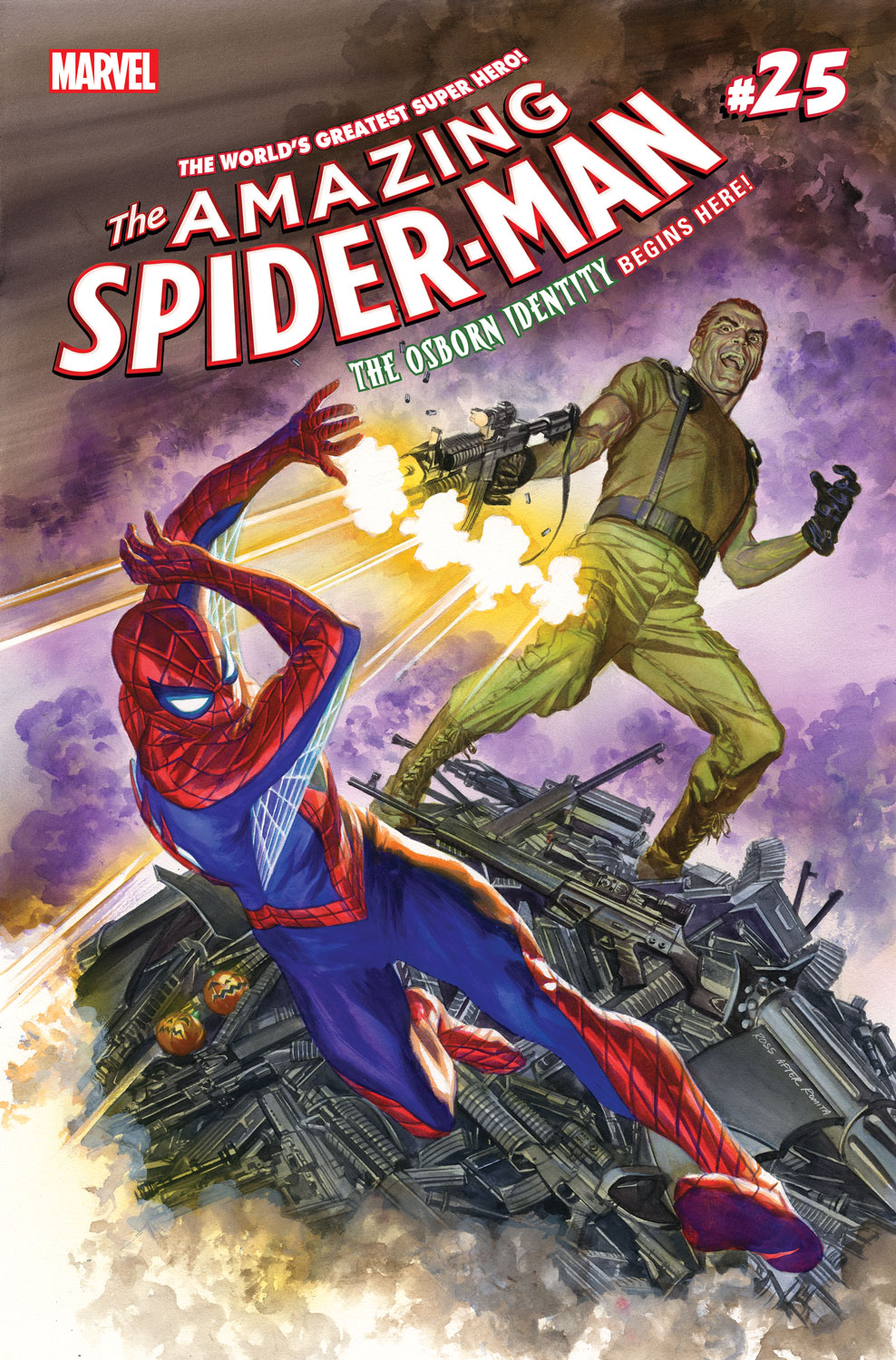 THE AMAZING SPIDER-MAN # 001 SPECIAL EDITION VARIANT 2015 ...
