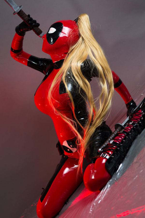 st cosplay Ariane amour
