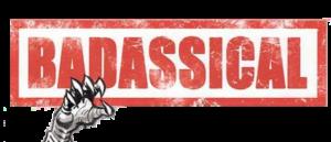 Badassical #1 Logo