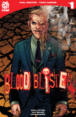 Blood Blister #1 Cover