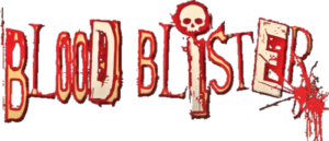 Blood Blister #1 Logo