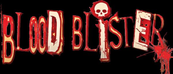 Blood Blister #1 Logo