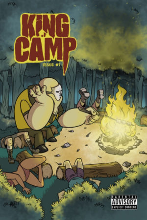 King of Camp Cover