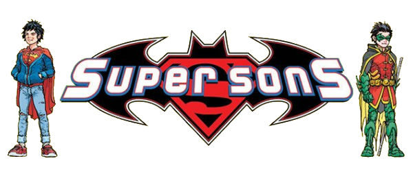 Super Sons #1 Logo