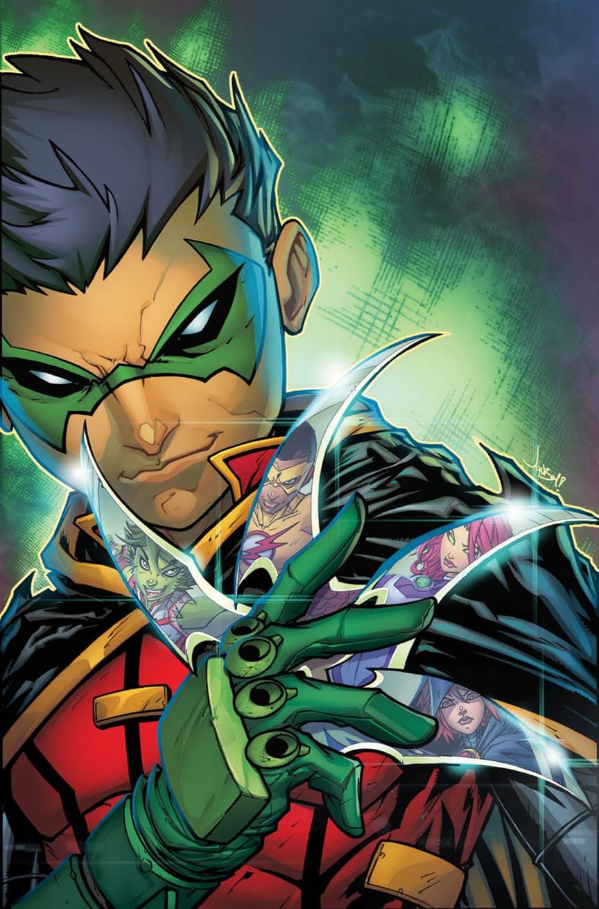 Teen Titans Nachbeben 1