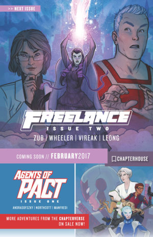 Freelance/Agents of Pact