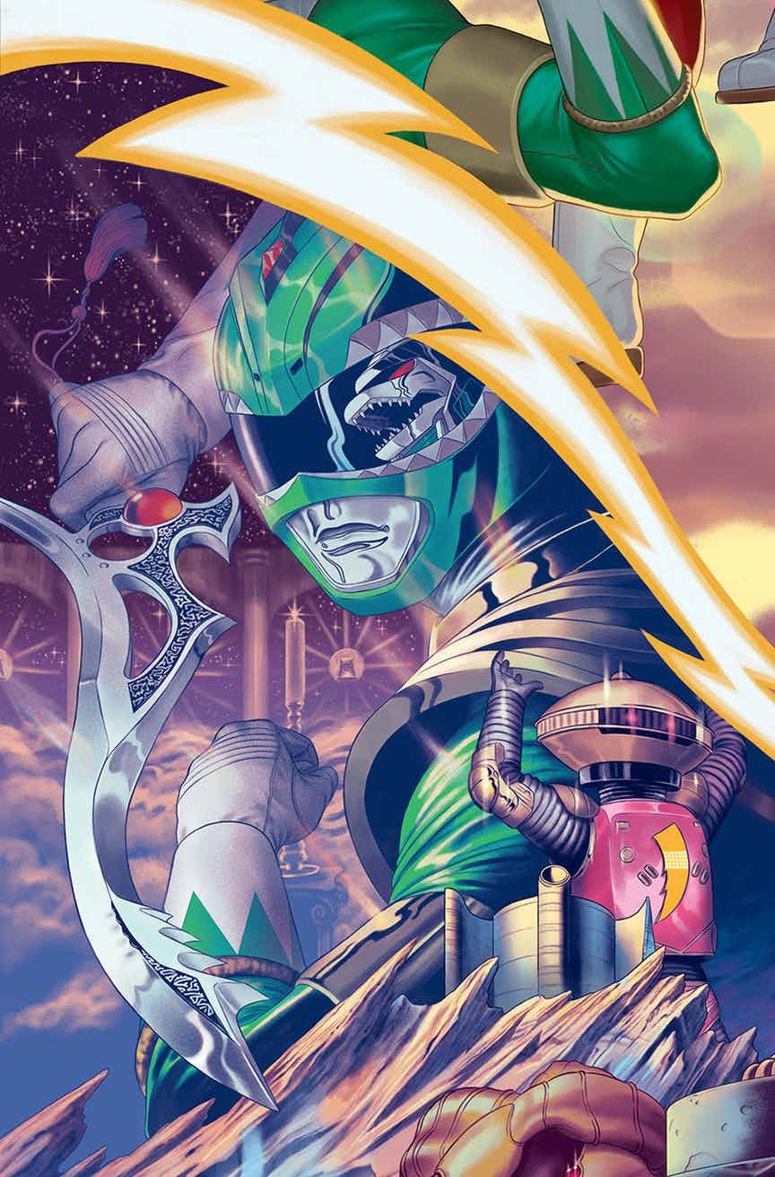 Rich Reviews Mighty Morphin Power Rangers 15 First