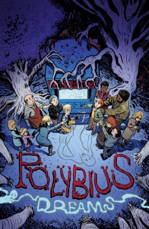 Polybius Dreams Cover