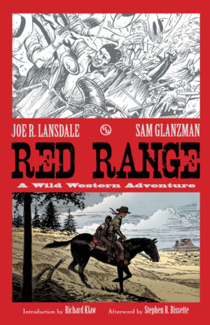 Red Range Cover