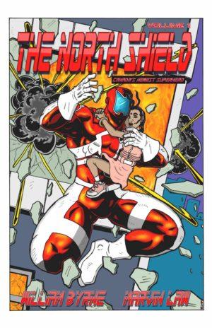 The North Shield Vol1 Cover