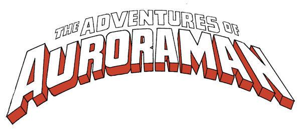Auroraman #1 Logo