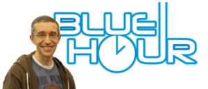 Blue Hour Logo