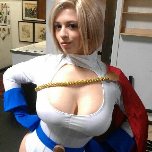Larkin Love Power Girl