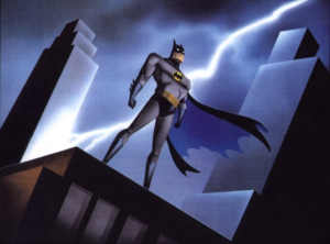 Batman, Animated Series, Bruce Timm,
