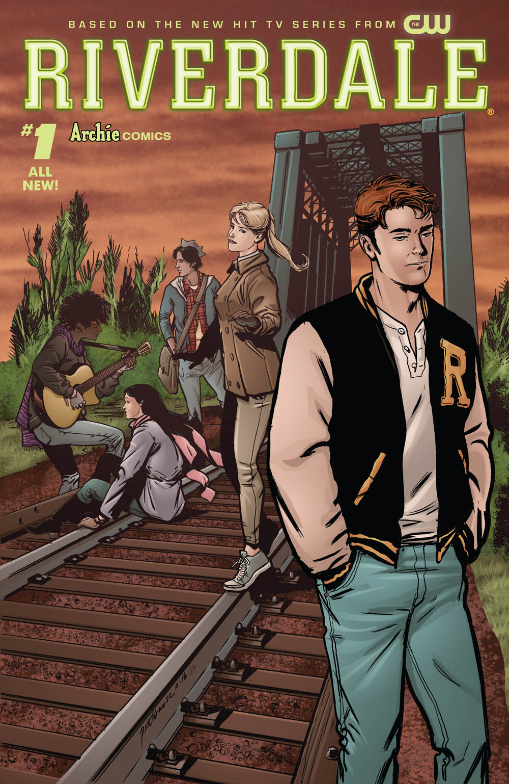RIVERDALE 1 Preview First Comics News