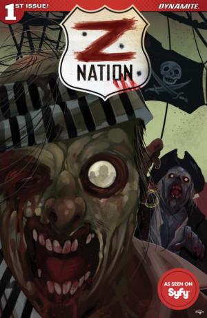 Z Nation #1 Cover