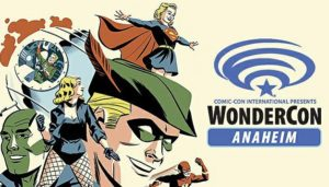 "Wondercon 2017 and interview with Val Hochberg (""Mystery Babylon"")"