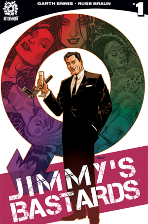 Jimmy's Bastards #1 Cover
