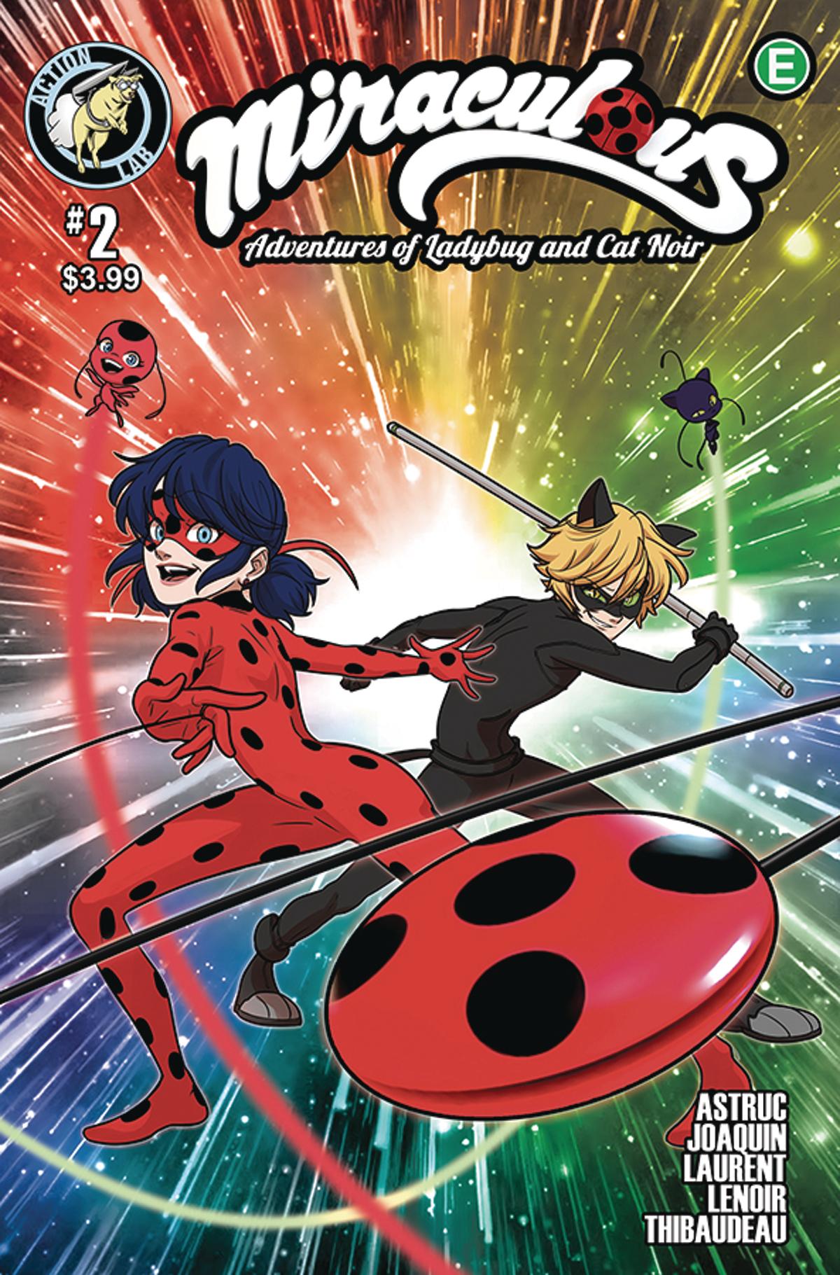 miraculous tales of ladybug & cat noir episode guide
