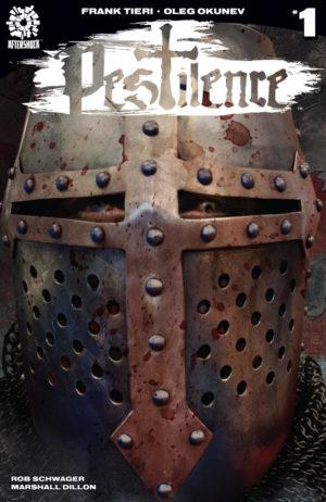 Pestilence #1 Cover