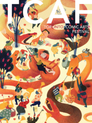 Review TCAF Poster