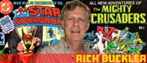 RICH BUCKLER, PASSES AWAY