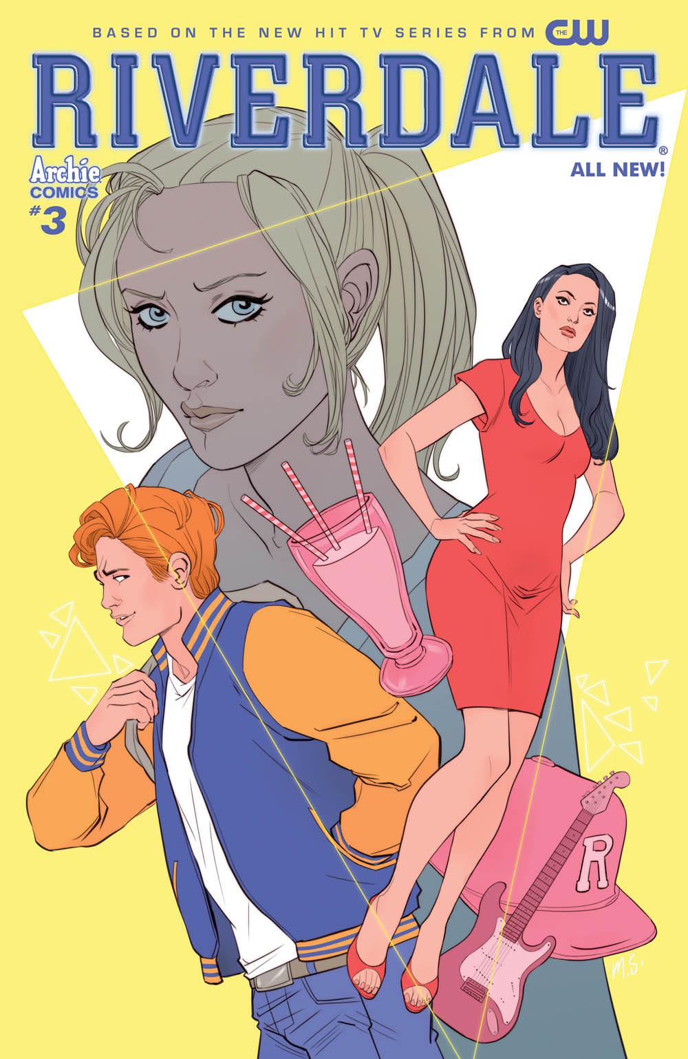 Riverdale Comic
