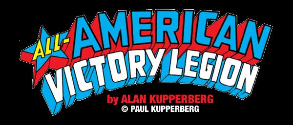 Super Gorillas vs. All-American Victory Legion Logo