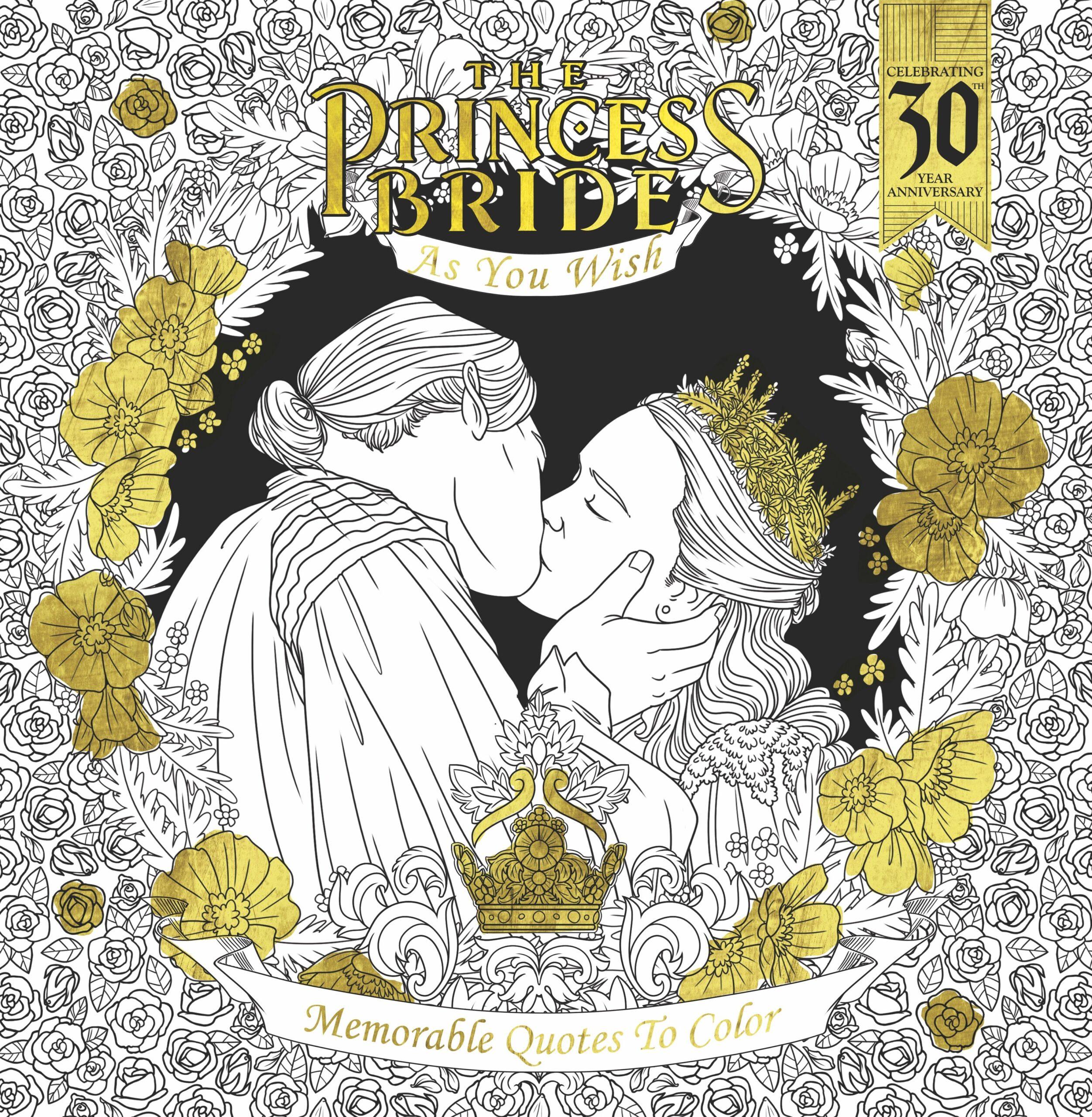 coloring pages princess bride - photo#30