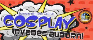 Cosplay Invades Auburn!