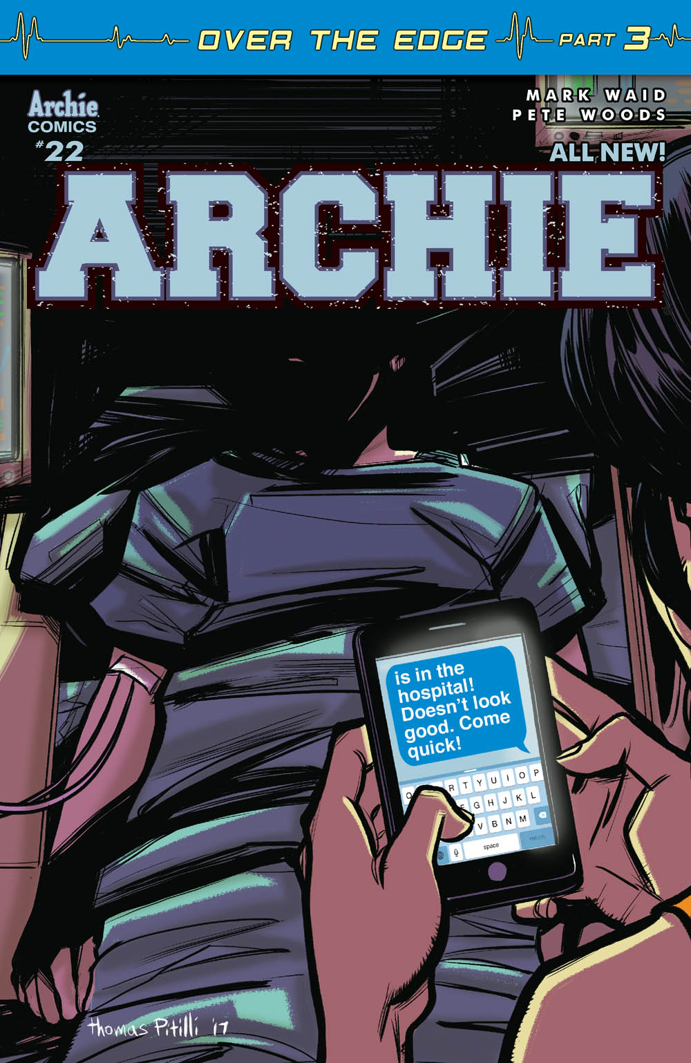 22 New Years Nail Nail Art Designs Ideas: ARCHIE #22 Preview