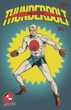 Atomic Thunderbolt #1 Cover