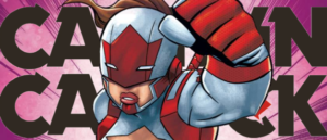 Captain Canuck Logo