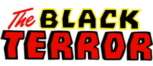 Black Terror Back in New Series from Dynamite!