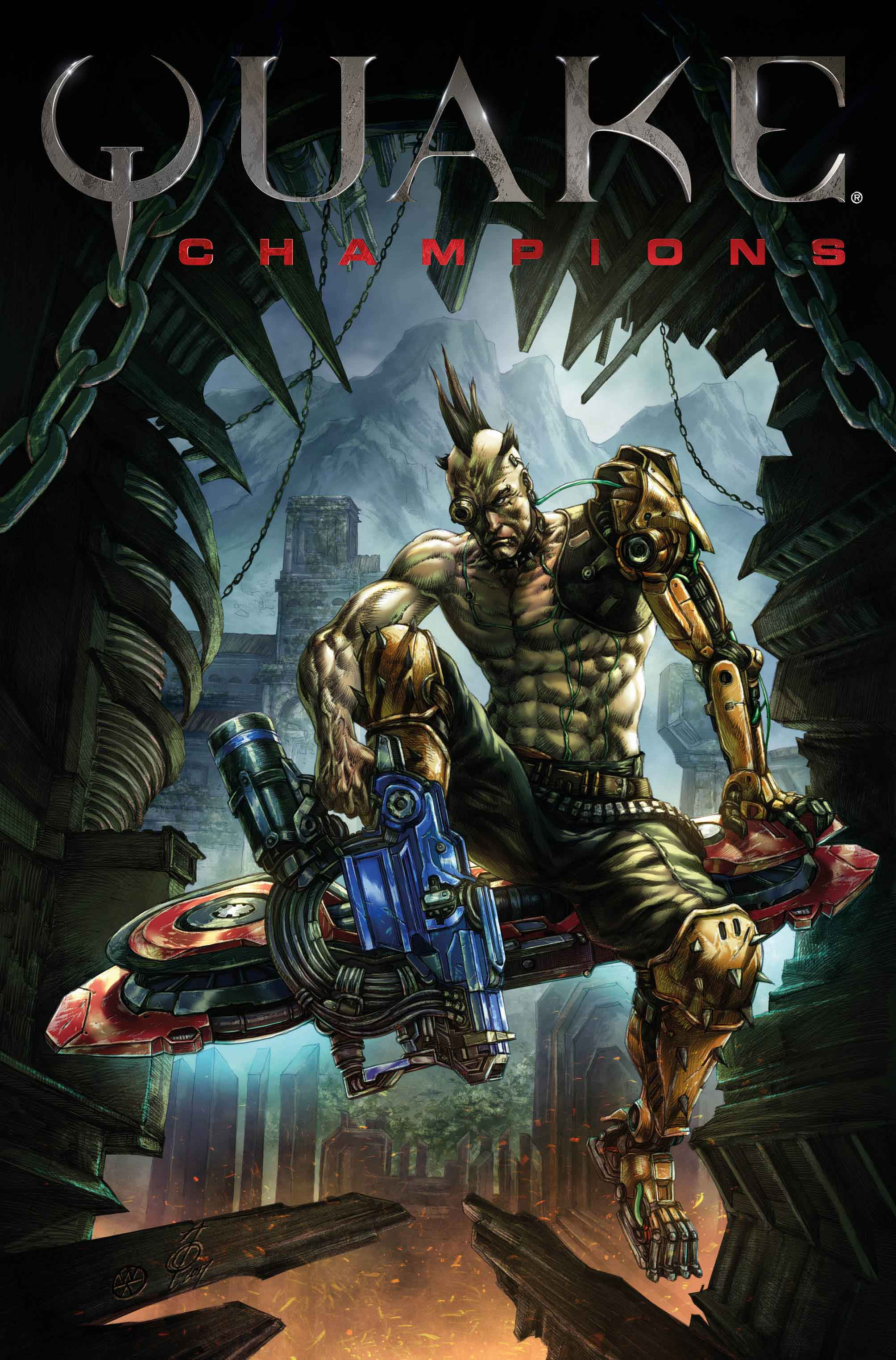 TITAN COMICS SEPTEMBER 2017 SOLICITATIONS – First Comics News