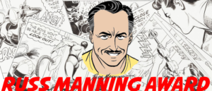 IDW Congratulates Pablo Tunica, Co-Winner of the Russ Manning Most Promising Newcomer Award