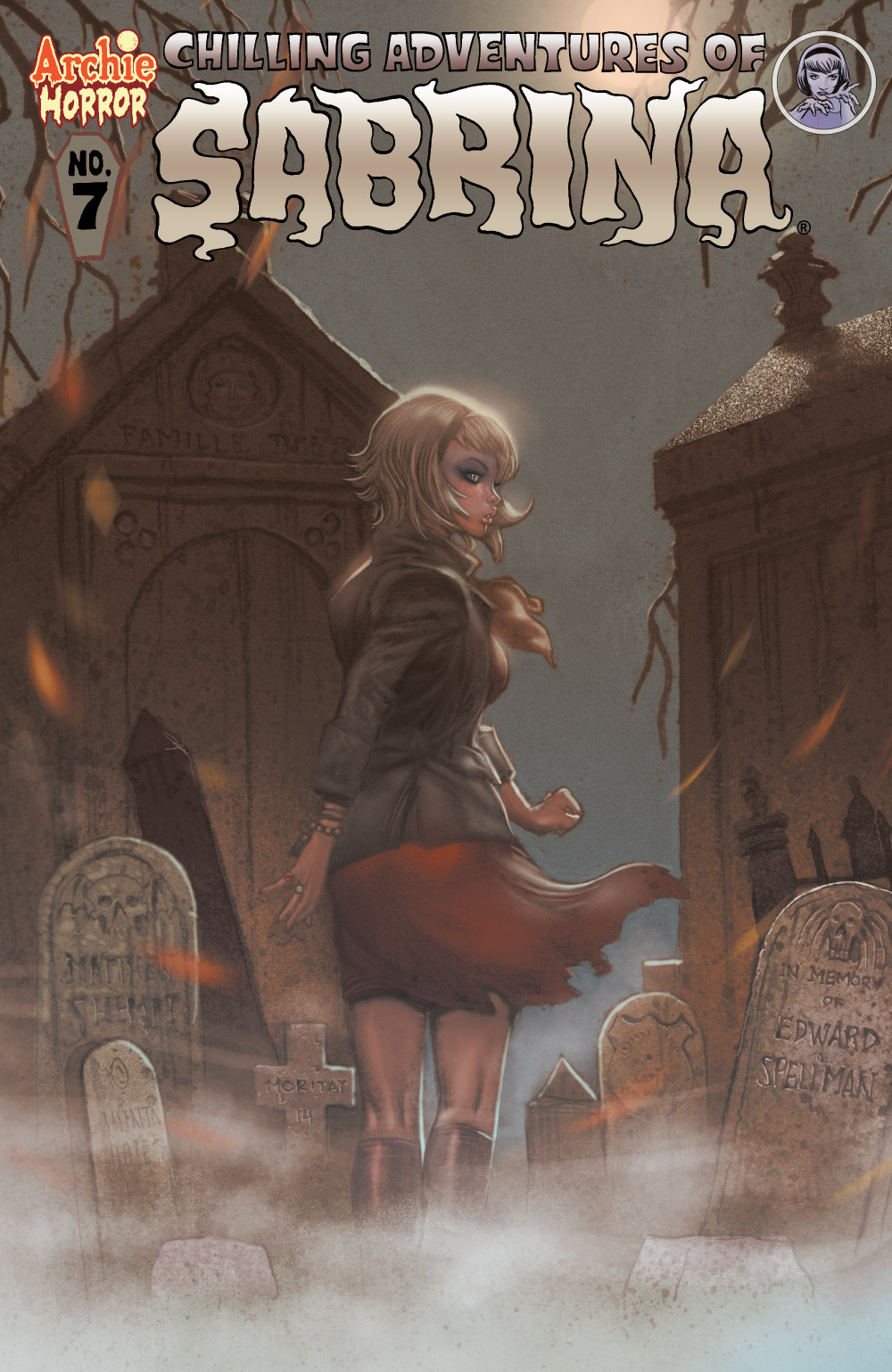 Chilling Adventures Of Sabrina 7 Preview First Comics News