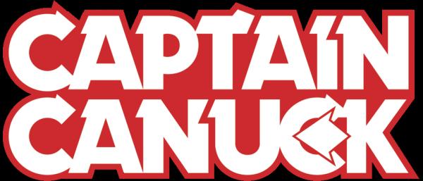 Captain Canuck Season 3 Logo