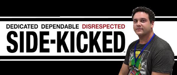 Side-Kicked Gary Deslauriers Logo