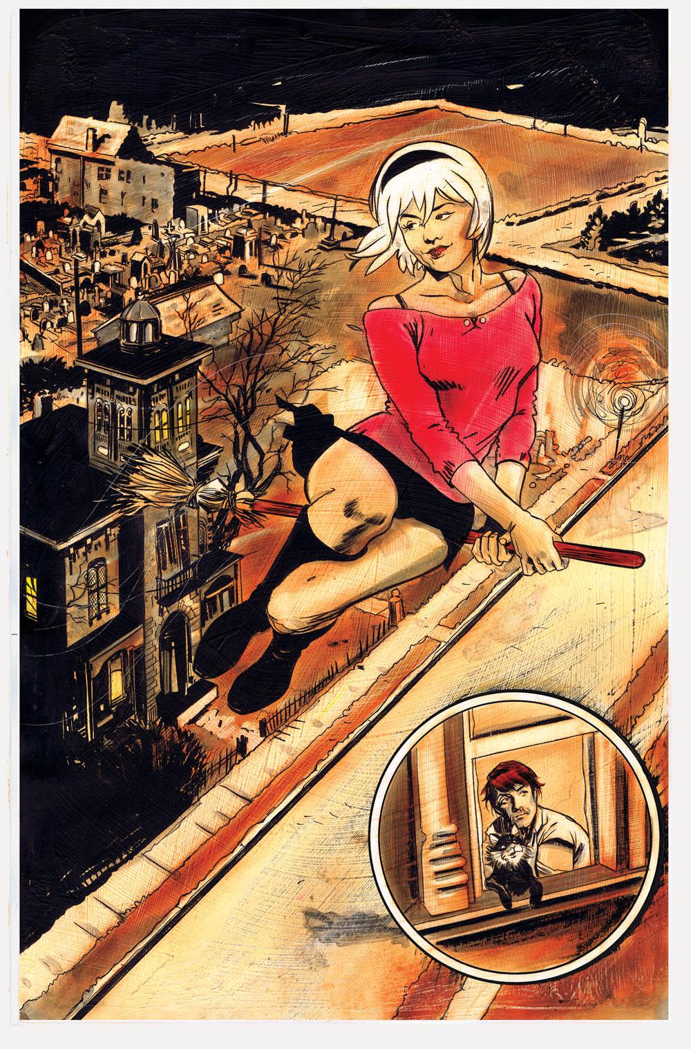 Sabrina Comics
