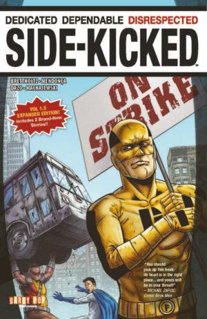 Sidekicked Vol1.5 Cover
