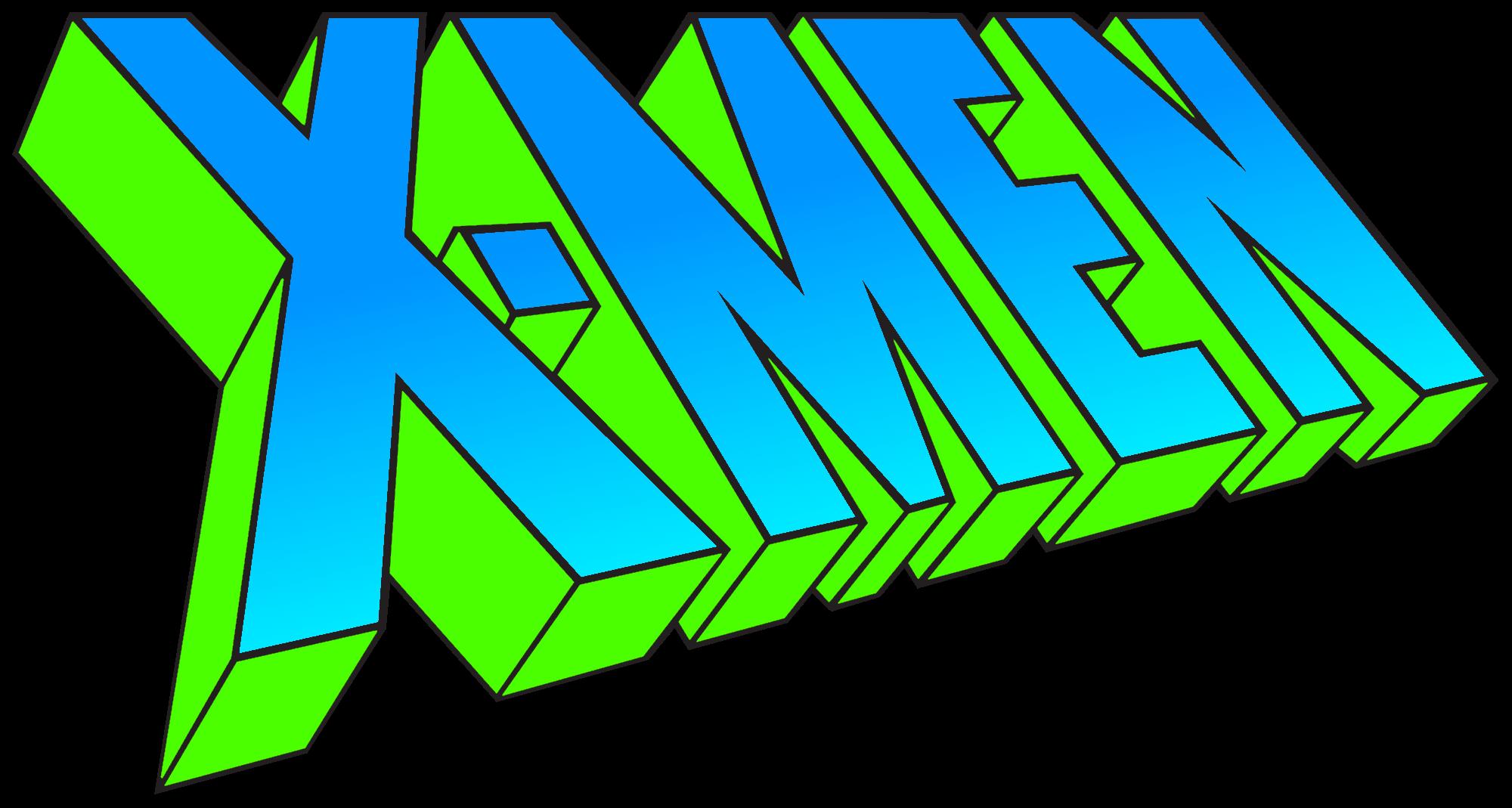 X-Men Blue logo – Fi...