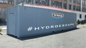 Schick Hydro Escape at SDCC 2017