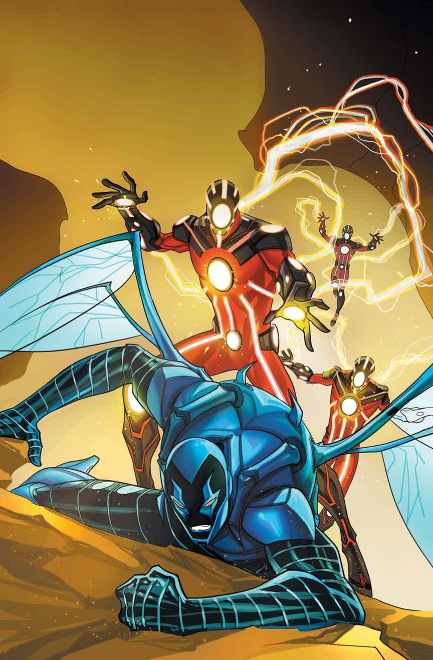 Solicitações: DC Comics USA (Janeiro de 2019 - pág. 02) BB15COVER-600