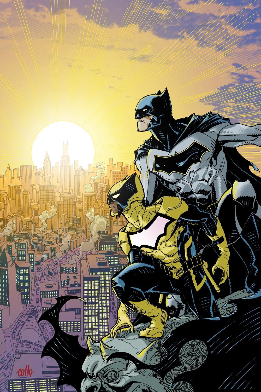 Solicitações: DC Comics USA (Janeiro de 2019 - pág. 02) Batman-Signal-1