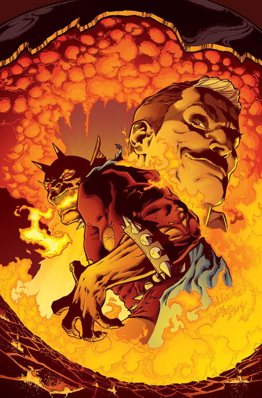 Solicitações: DC Comics USA (Janeiro de 2019 - pág. 02) DEMON-1-CVR-2